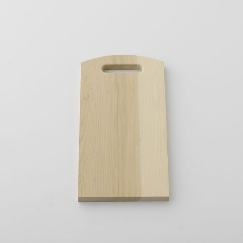 【お取り寄せ】woodpecker(福井賢治さん) いちょうの木のまな板 大2