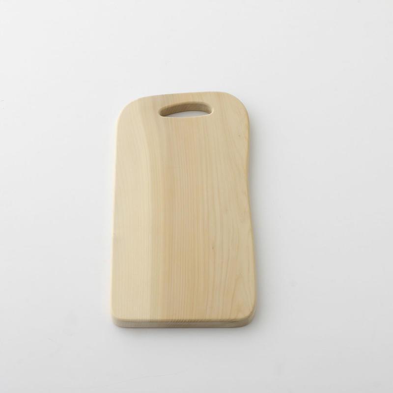 【お取り寄せ】woodpecker いちょうの木のまな板 大3