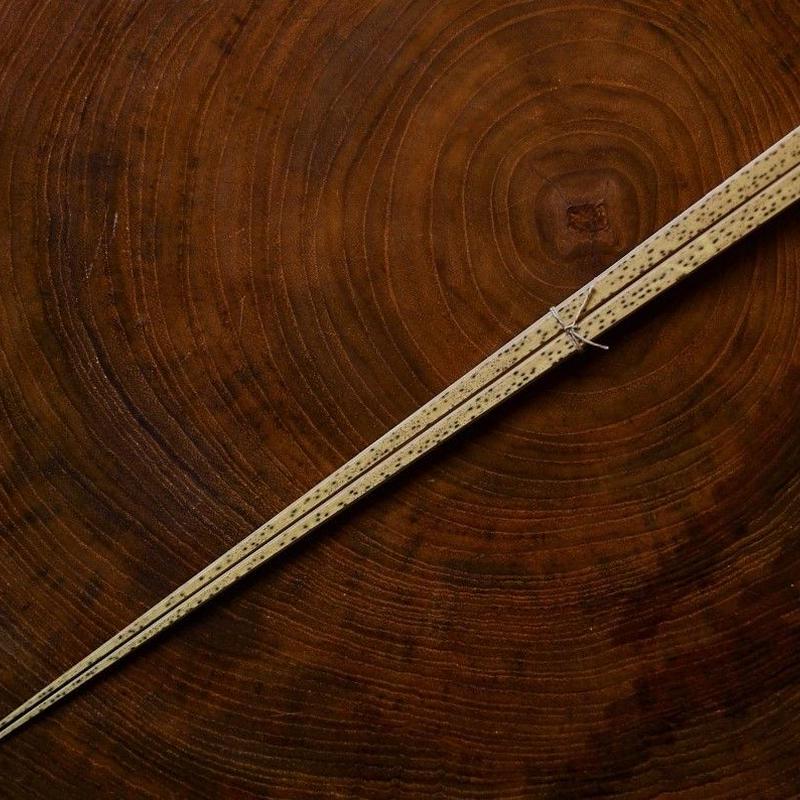 ごま竹の箸 Babaghuri