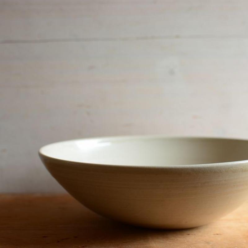 長野大輔さん 半磁器7寸浅鉢