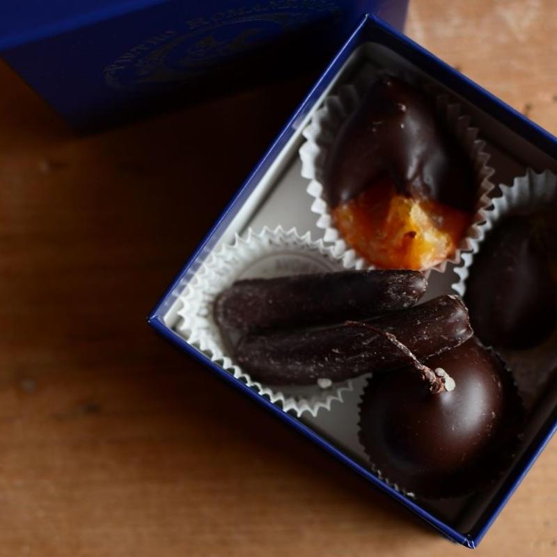 【クール代金込】ピエトロ・ロマネンゴPietro Romanengo フルッタカンディータのチョコがけ限定セット