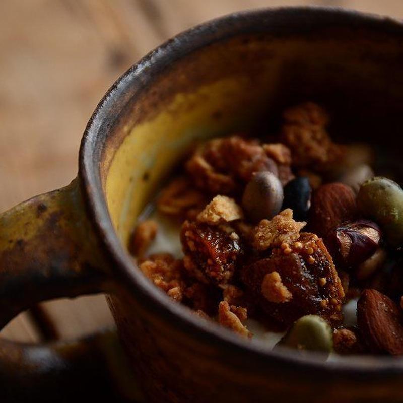 Caya  在来豆の米ぬかグラノーラ (小)