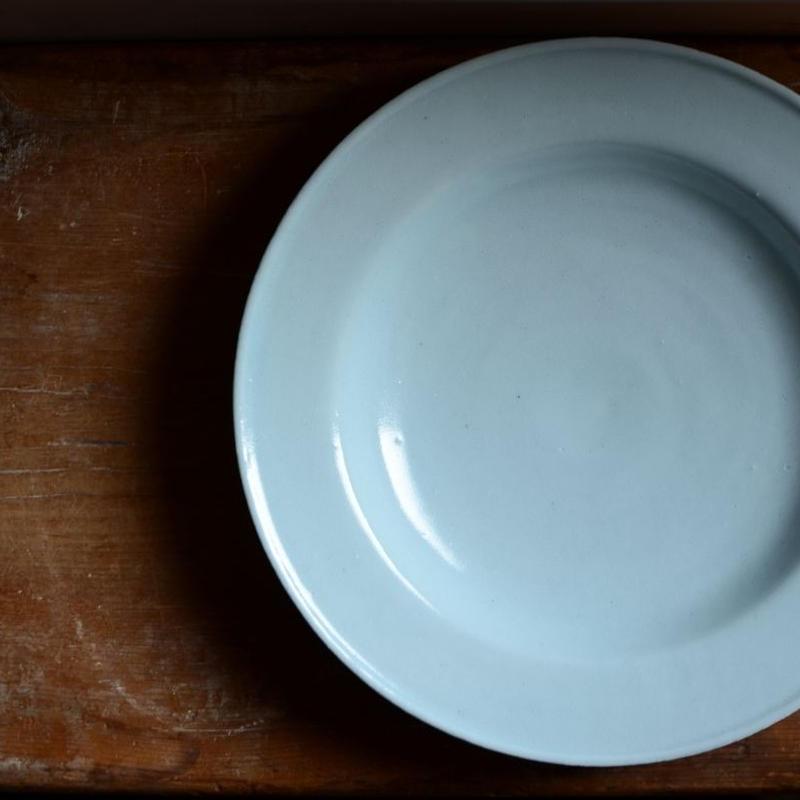 関口憲孝さん  スープ皿  白磁