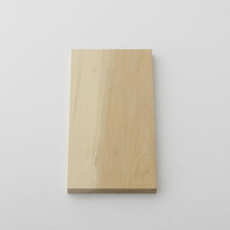 【お取り寄せ】woodpecker(福井賢治さん) いちょうの木のまな板 大6