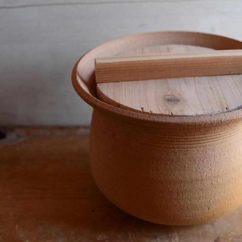 渡辺隆之さん  土鍋