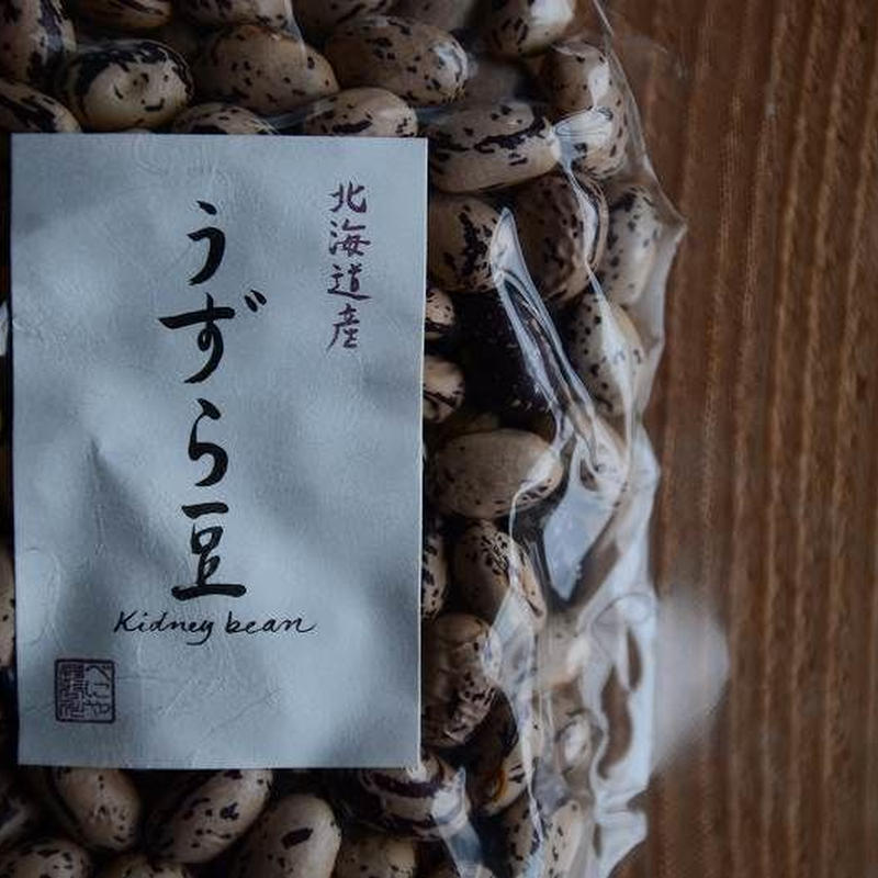 べにや長谷川商店 うずら豆