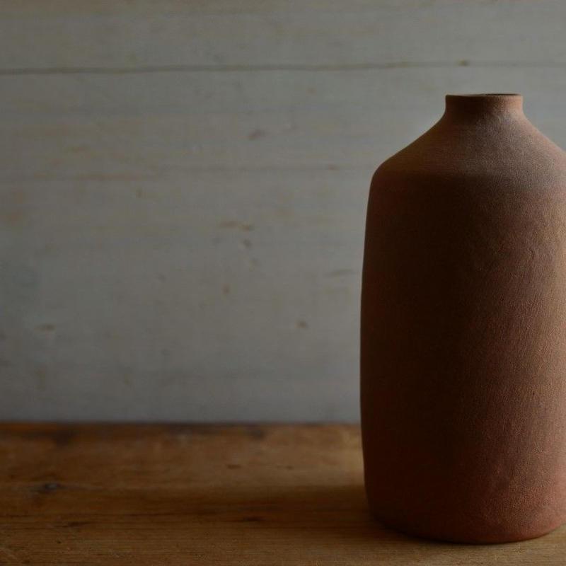 松本かおるさん 花器 ボトル(7-1)