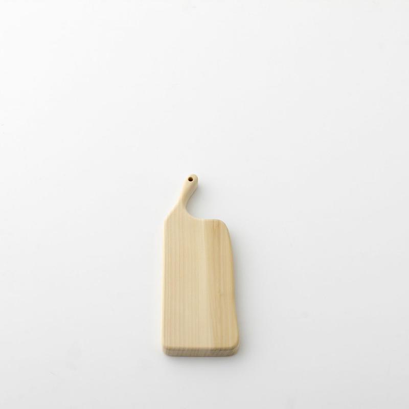 【お取り寄せ】woodpecker(福井賢治さん) いちょうの木のまな板 小5