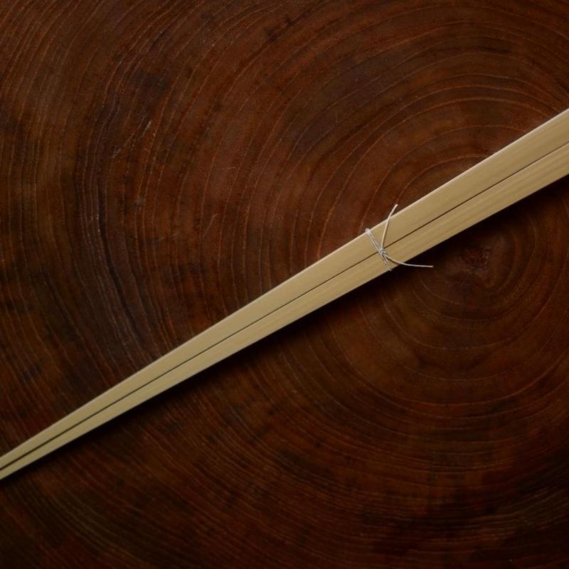 白竹天櫛の箸 Babaghuri