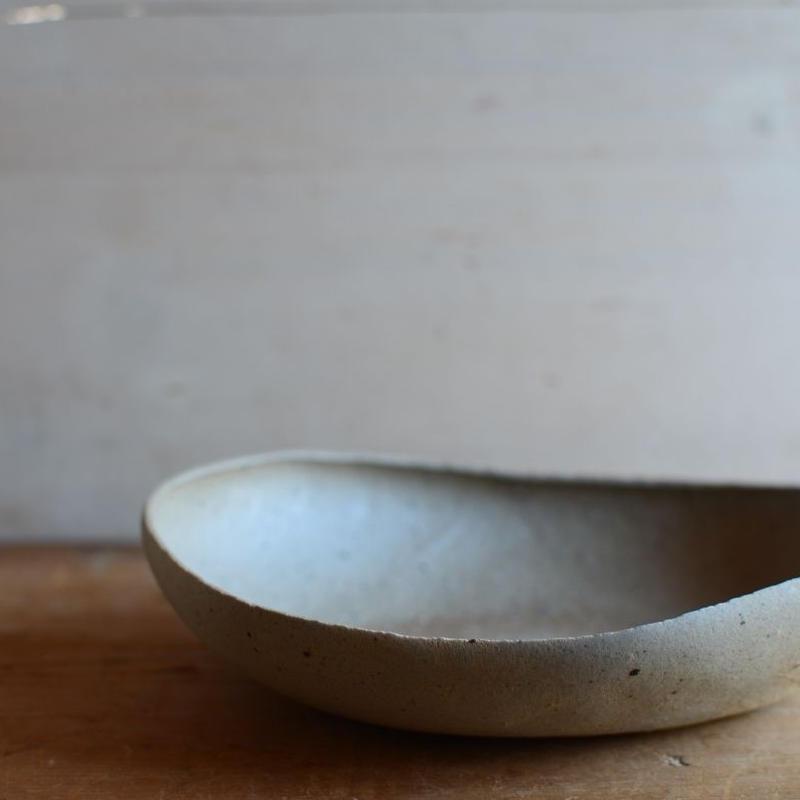 渡辺隆之さん  楕円皿