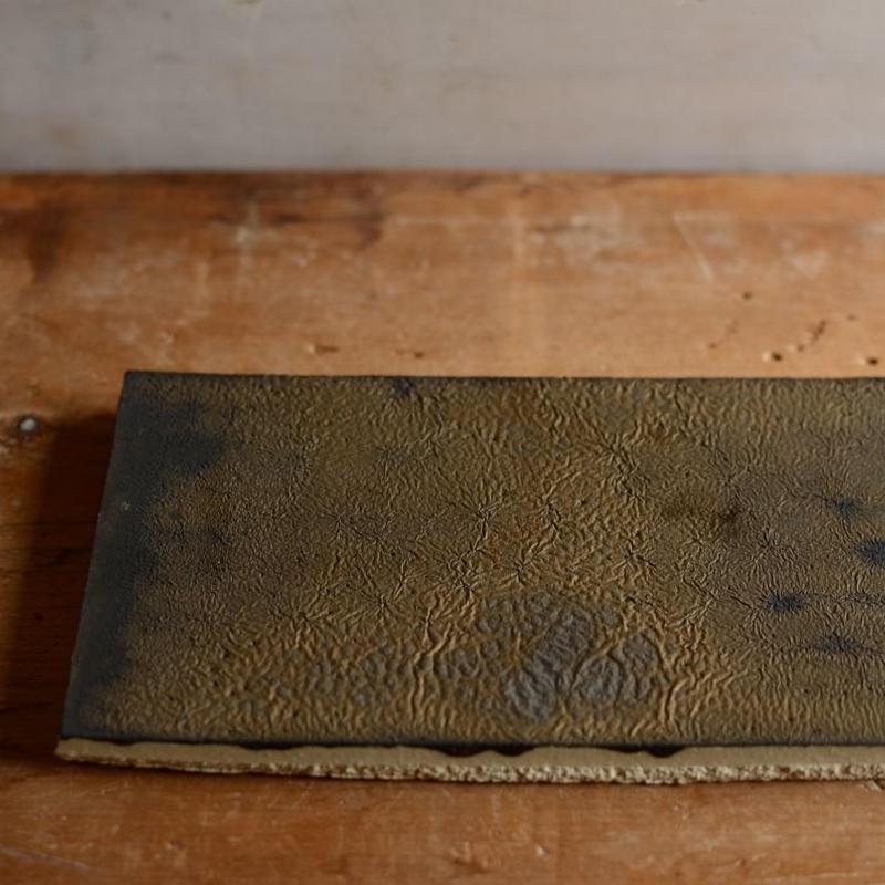 船串篤司さん 板皿(3)