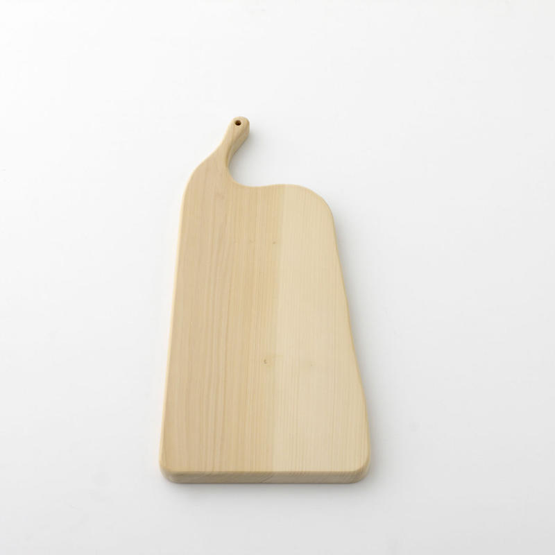 【お取り寄せ】woodpecker(福井賢治さん) いちょうの木のまな板 大5