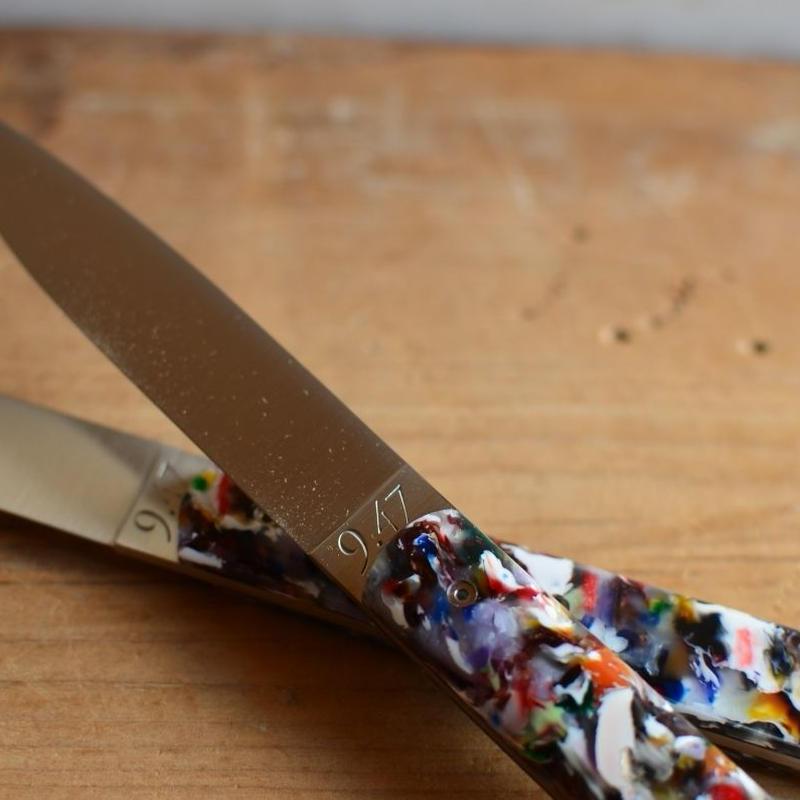 【限定品】Perceval  9.47テーブルナイフ2本SET