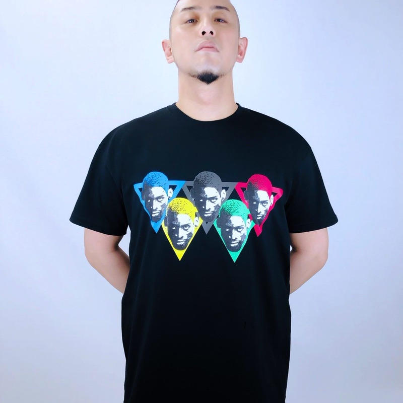 5iveTriangleHEAD■BLACK