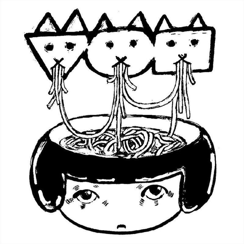 noodle頭