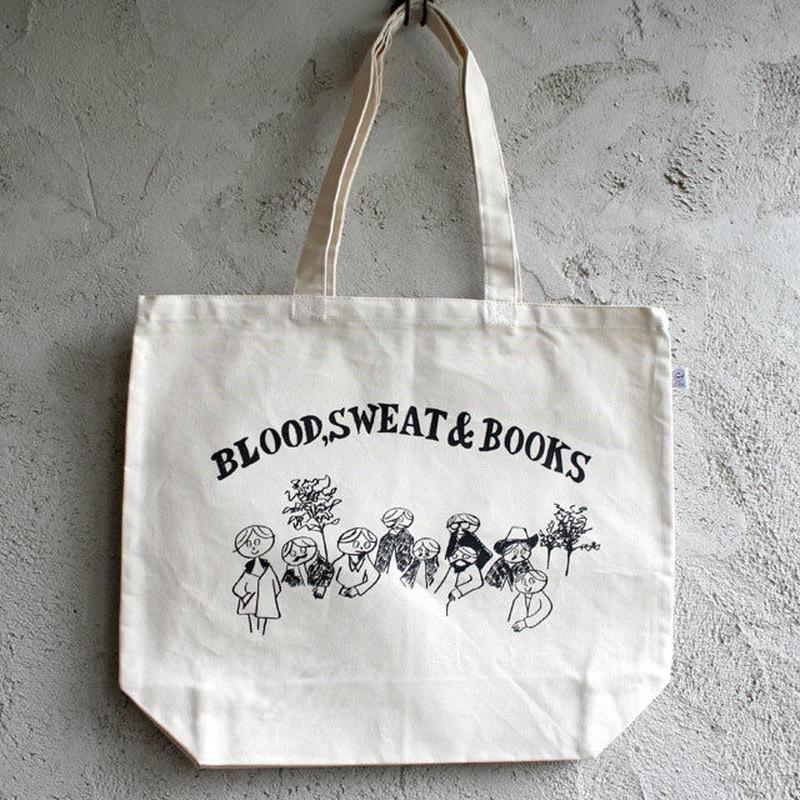 BLOOD,SWEAT&BOOKS