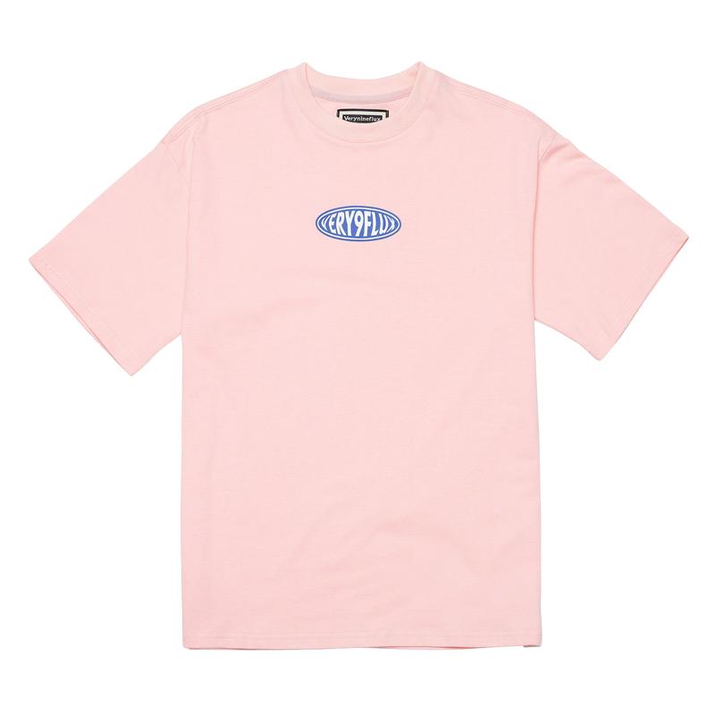 『Verynineflux』  キャロル  Tシャツ (Pink)