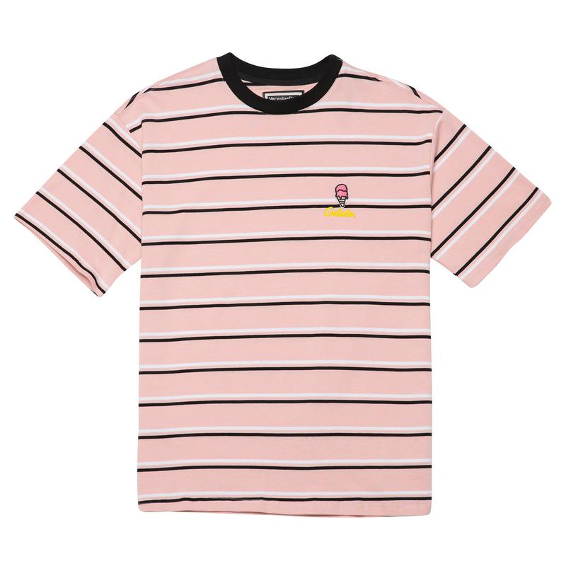 『Verynineflux』  タイニー  Tシャツ (Pink)