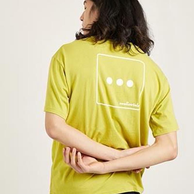 『Swallowtale』 ドットドットドット Tシャツ (Yellow)