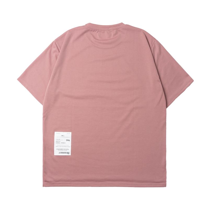 『 BY.L 』  ベンツラウンド Tシャツ (Pink)