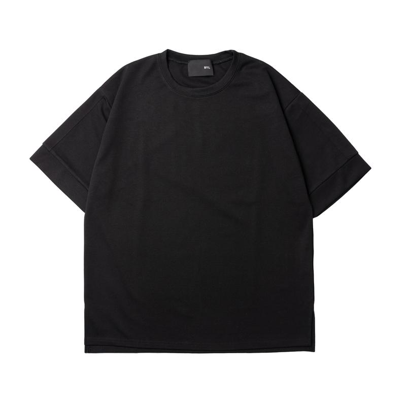 『 BY.L 』  ブロックベンツ T (Black)