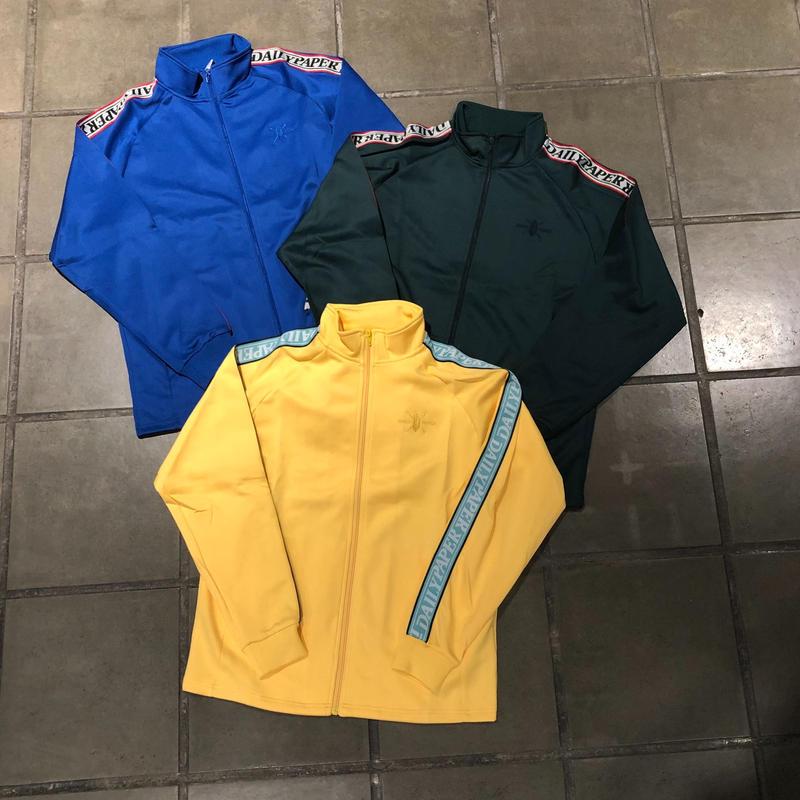 DAILY PAPER jersey jacjet