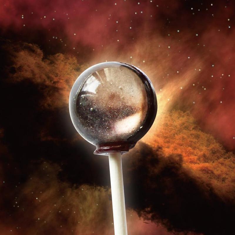 I Want Candy 惑星キャンディ PLUTO(冥王星)ストロベリーキウィ味