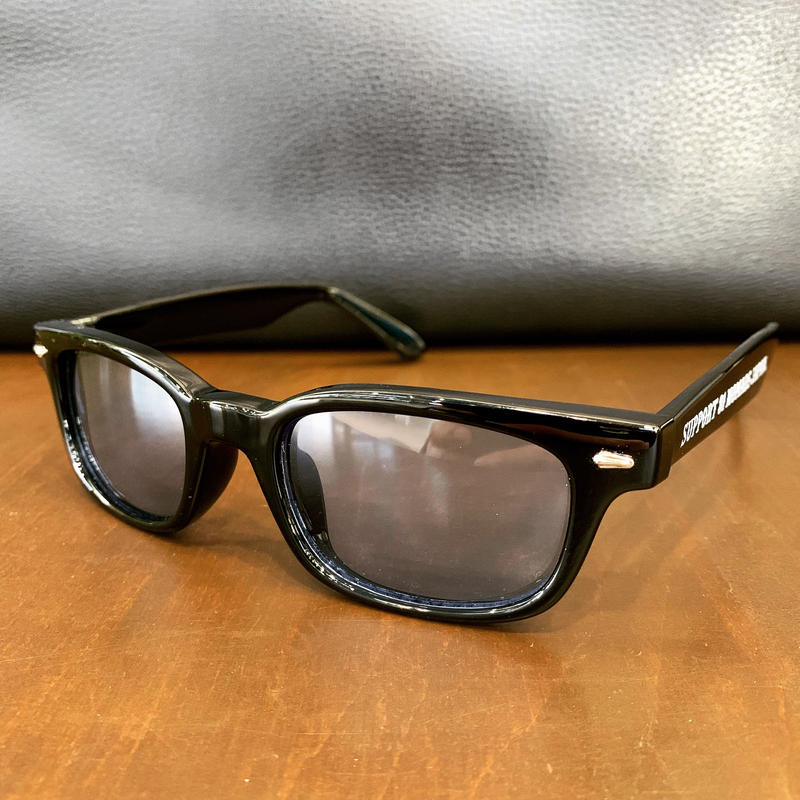 SUPPORT 81 NOMADS JAPAN_BIKER SHADE_Black/L BLUE