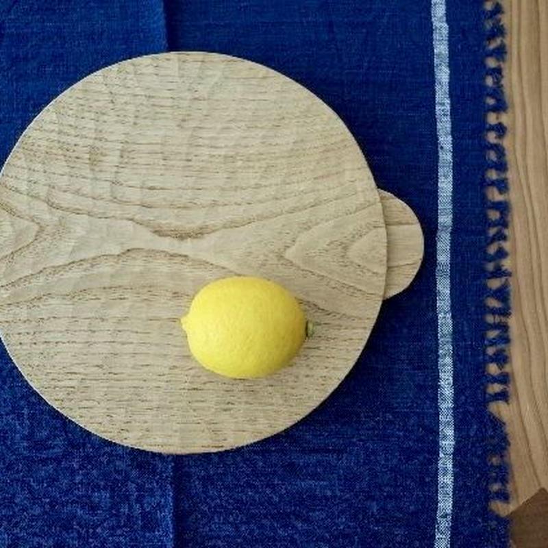 工房イサド|耳付きパン皿(φ21cm)