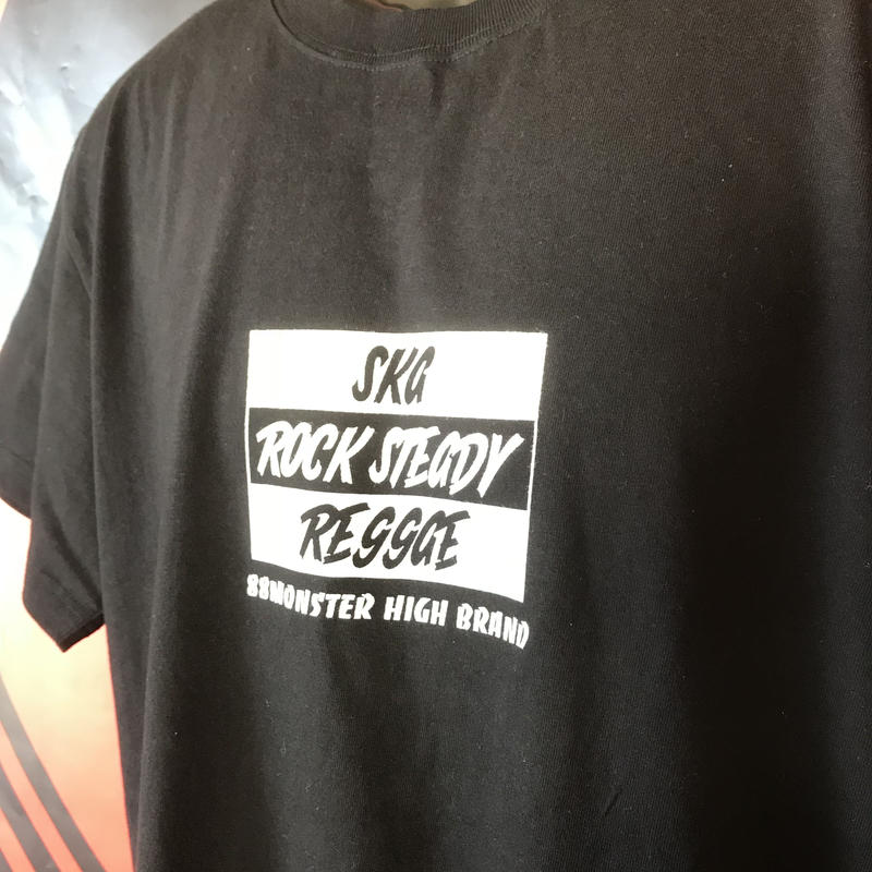 ReggaeBOX Tシャツ 黒