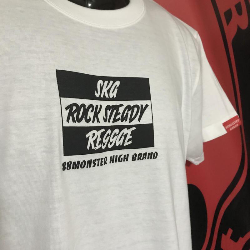 ReggaeBOX Tシャツ 白