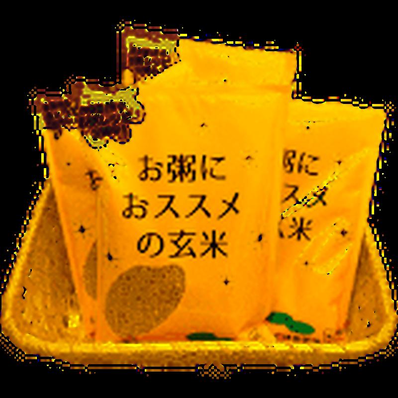 お粥におススメの玄米