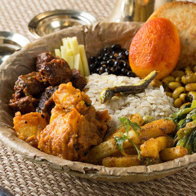 Nepal ご飯会