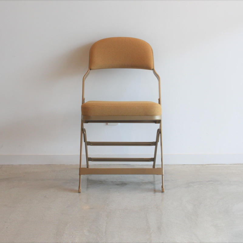 CLARIN FULL CUSHION FOLDING CHAIR (Amber)