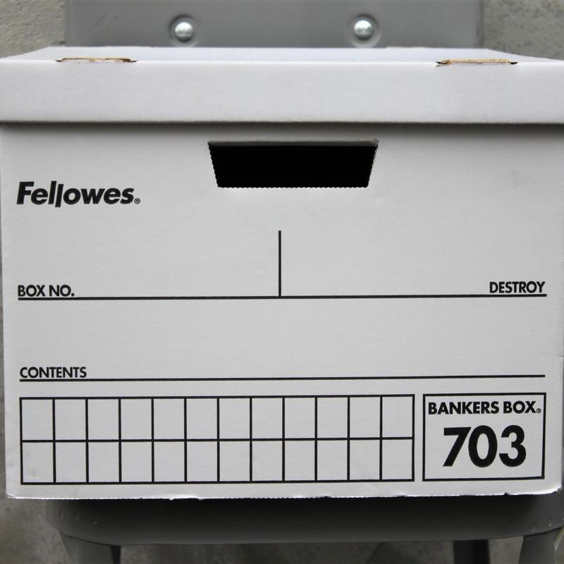 BANKERS BOX(703BOX)