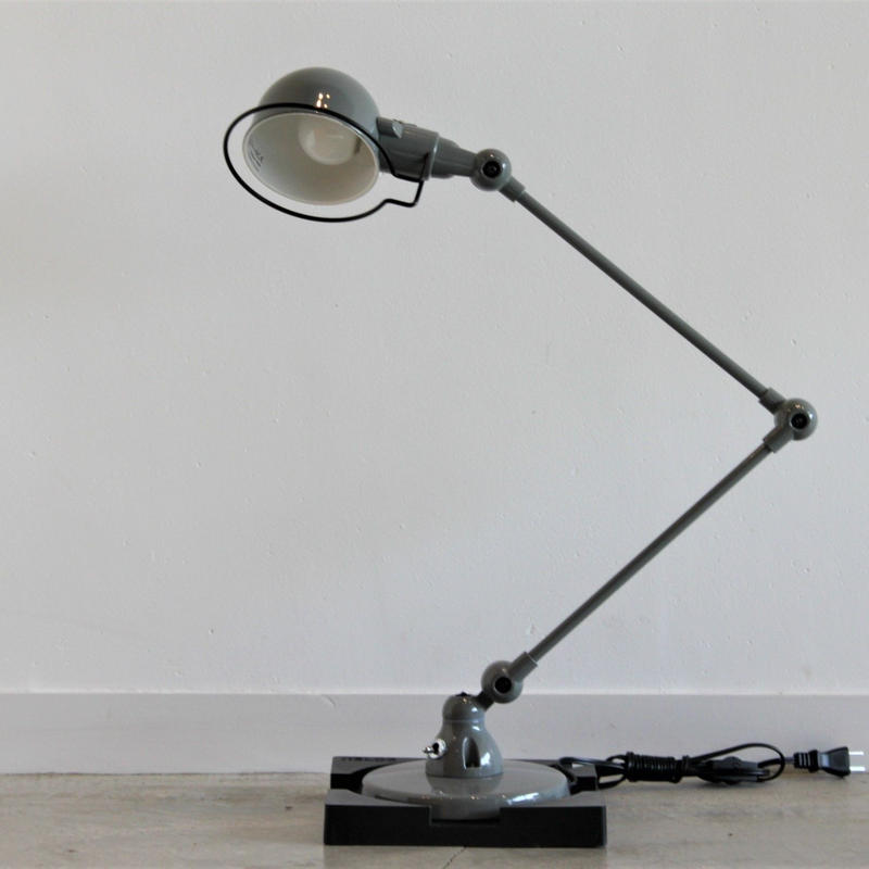 JIELDE 333 SIGNAL DESK LAMP (Gray)