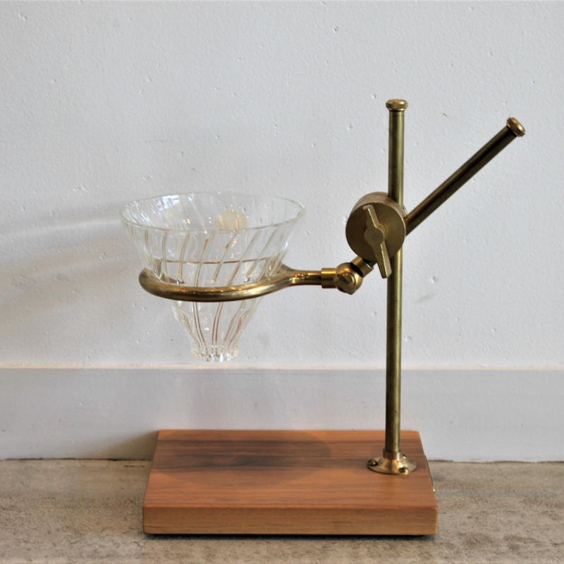 "The Coffee Registry ""Professor pour over stand"""