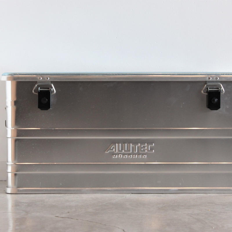 ALUTEC ALUMI CONTAINER with Lid (L)