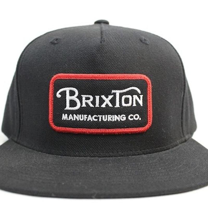 BRIXTON#GRADE SNAP BACK