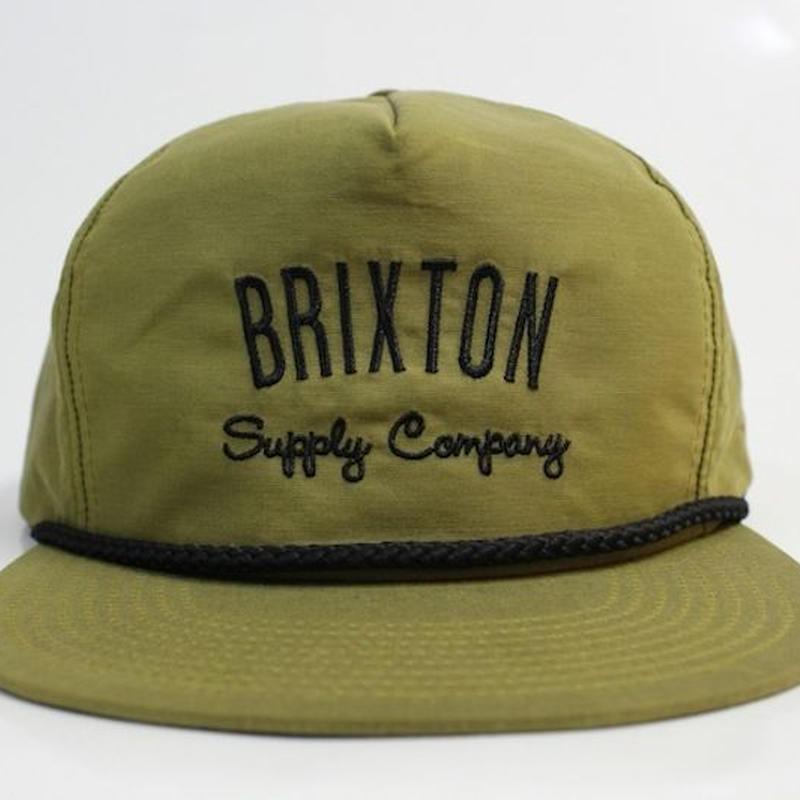 BRIXTON#CARBON