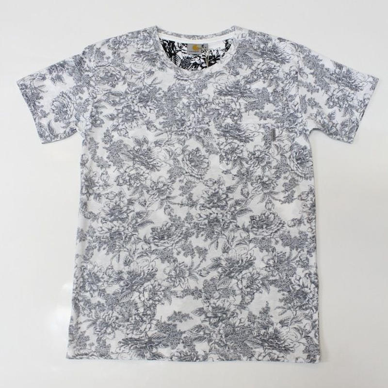 CARHARTT #X' S/S WILD ROSE POCKET T-SHIRT
