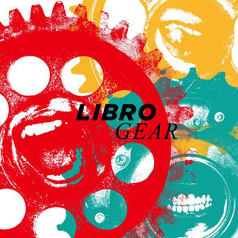LIBRO - GEAR [CD] BLACK SWAN