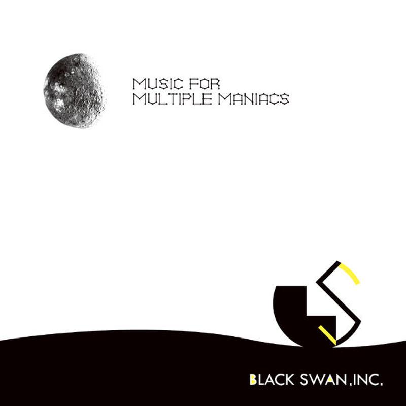 V.A - BLACK SWAN [CD] BLACK SWAN