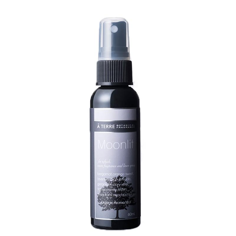 【À TERRE ORGANIC BLEND MIST】Moonlit 60ml
