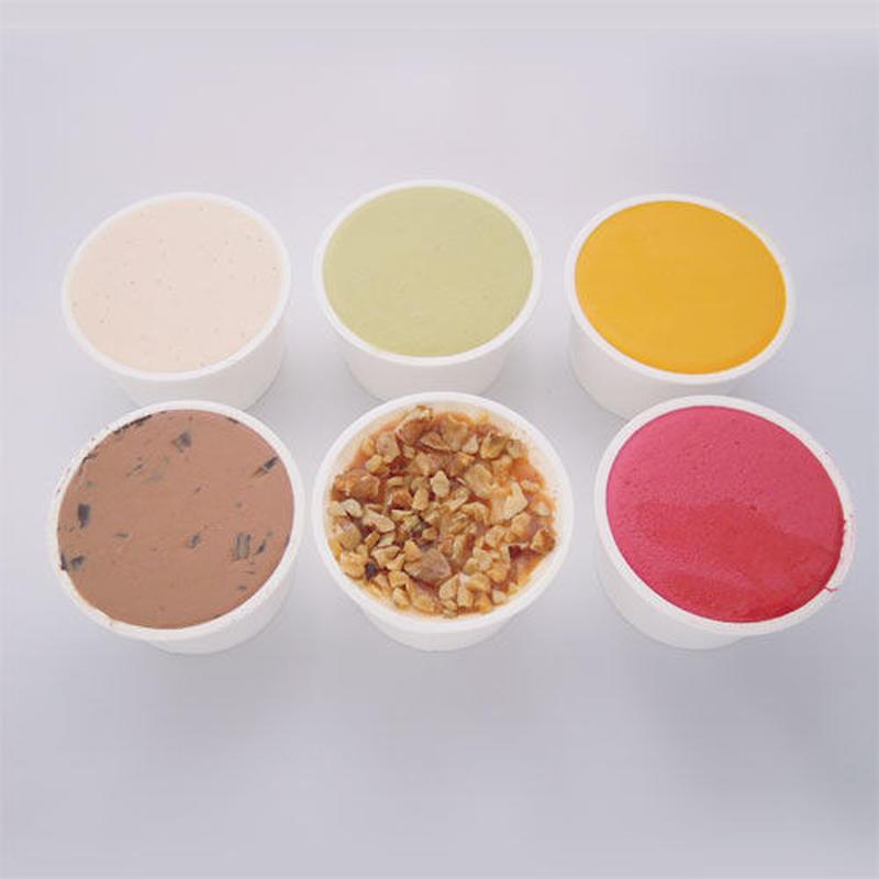 アイスクリーム詰め合わせ6個