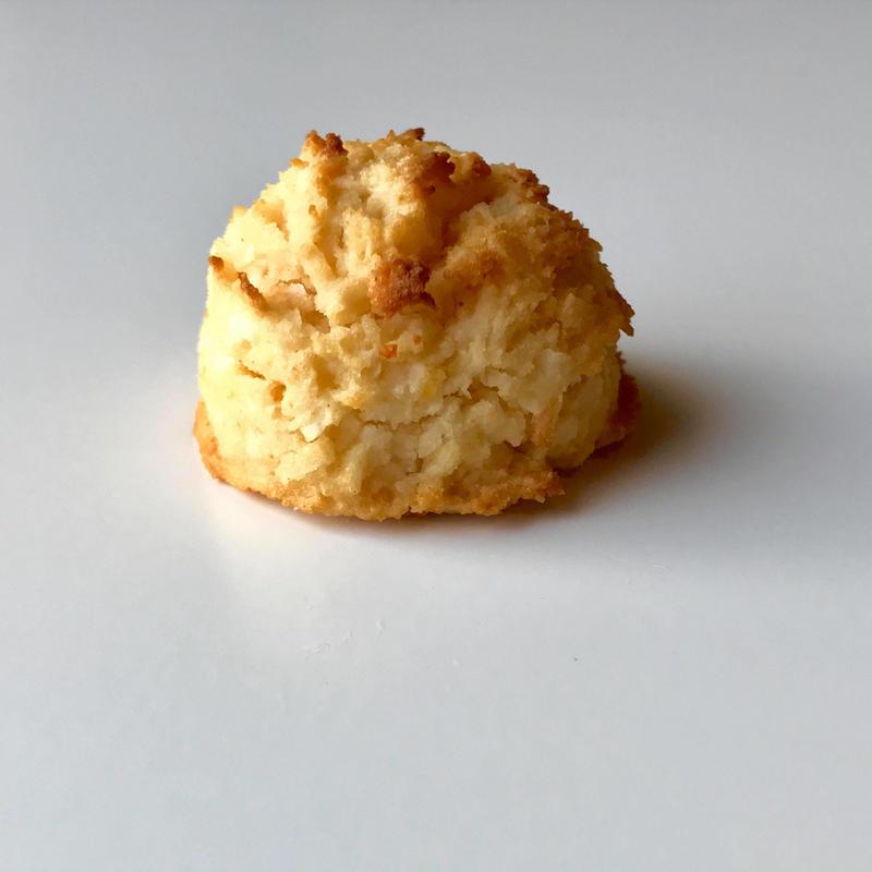 マンゴ ヨーグルトココナッツクッキー