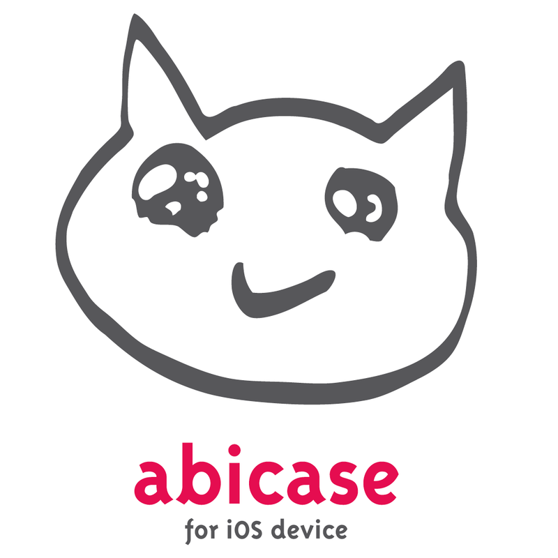 【abiwork】iPhone 6s cwj neco dot 肉球ジャケット