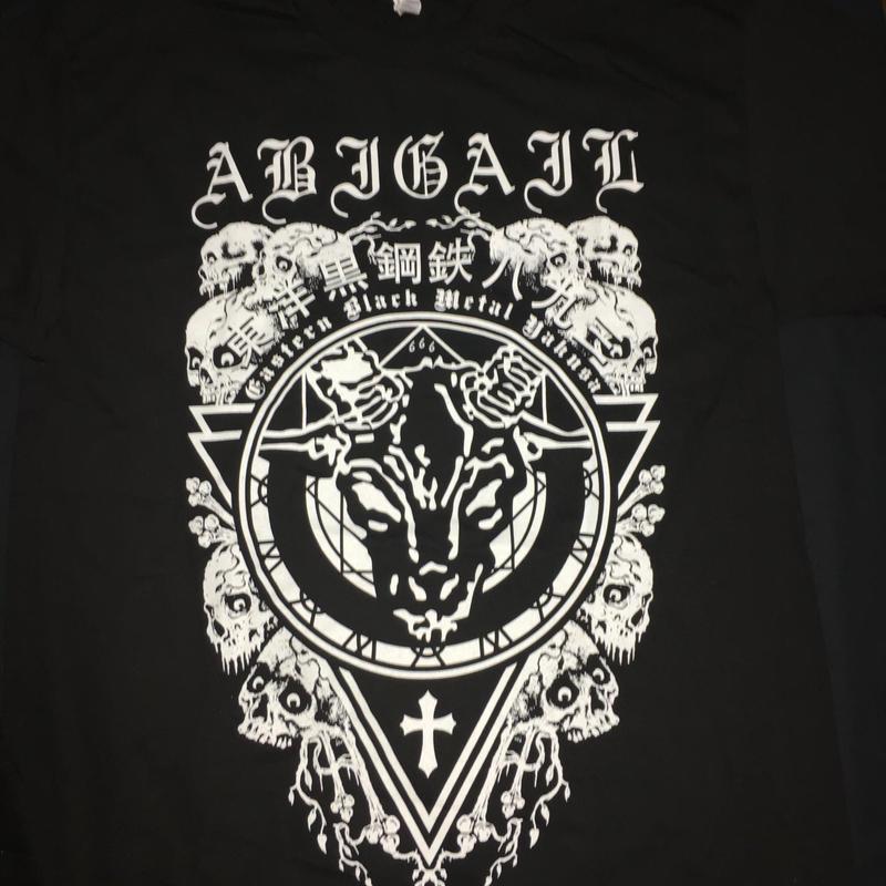 Abigail Canadian tour  shirt Design 2