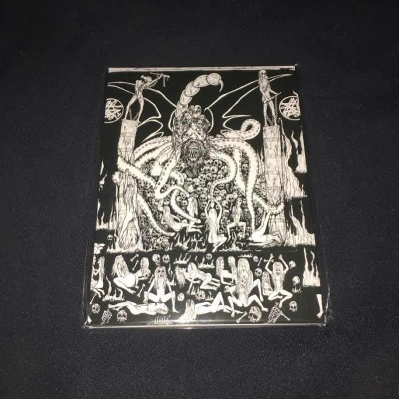 "Abigail ""Fucking Louder Than Hell"" A5 Digipack CD"