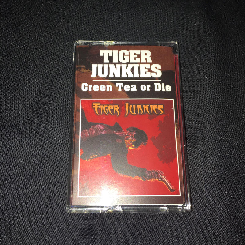 "Tiger Junkies '' Green tea or die/Sick of tiger"" MC"